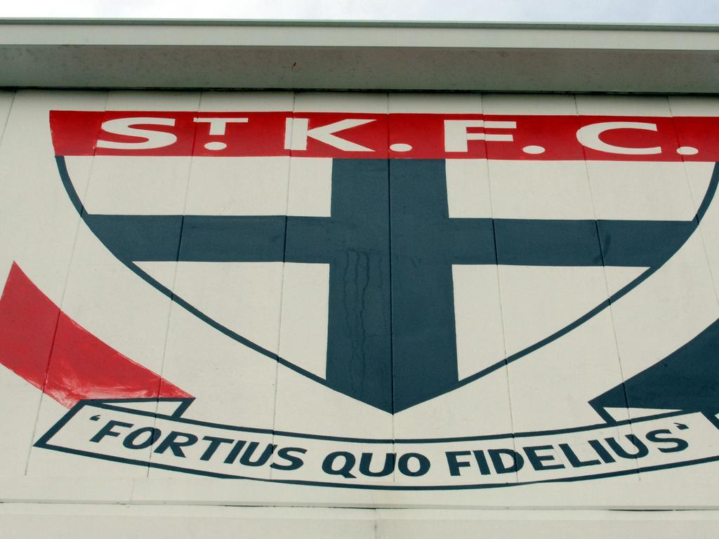 The seminar was for St Kilda Football Club's Next Generation Academy.
