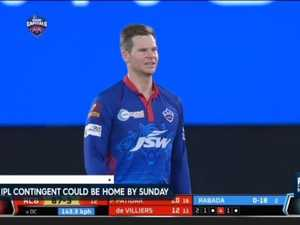 Aussie IPL cricketers and coaches could be home by Sunday