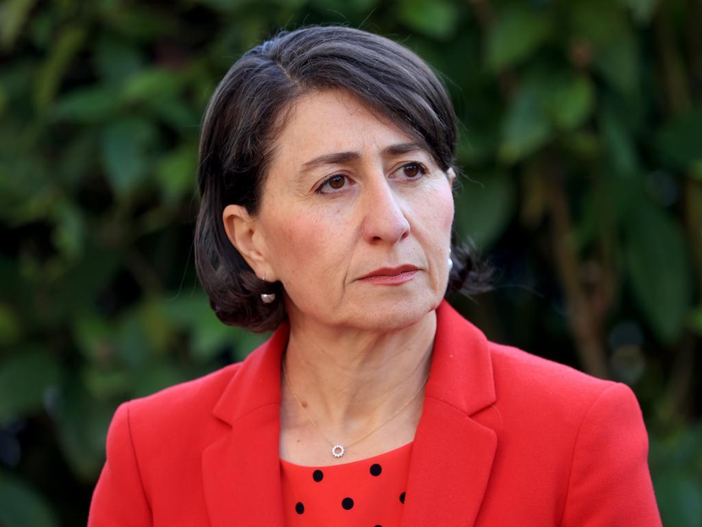NSW Premier Gladys Berejiklian. Picture: NCA NewsWire