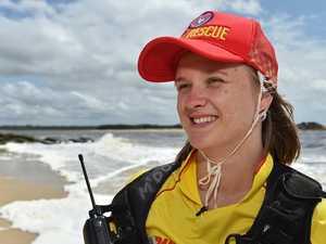 Dedicated Coast lifesaver honoured with major award