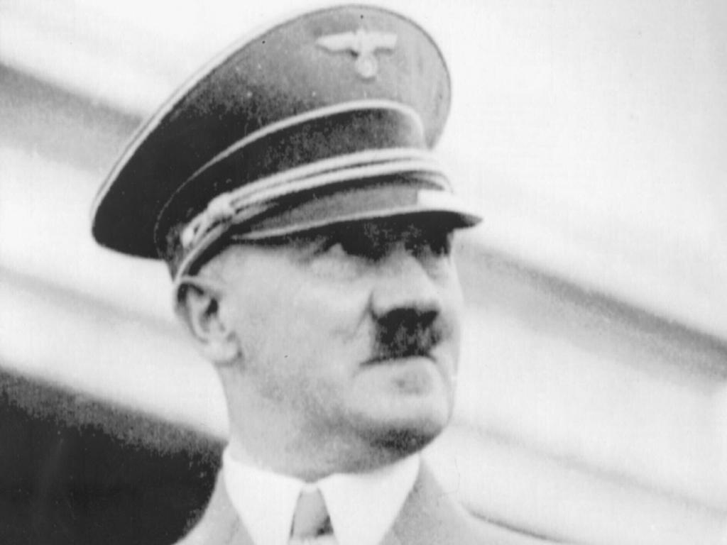 Despised Nazi leader Adolf Hitler.