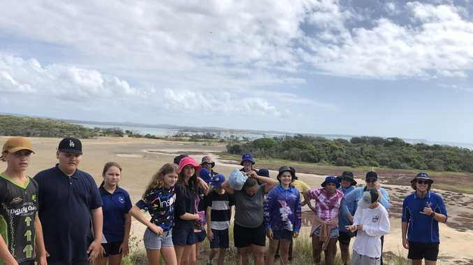 Students immerse in culture at Yallarm camp
