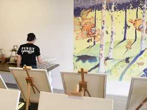 Pinot and Picasso opens in Toowoomba