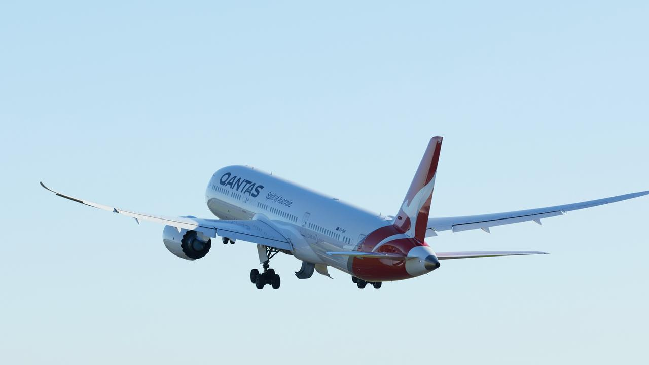 The Australian flew into the Northern Territory from India on Saturday. Picture: Supplied