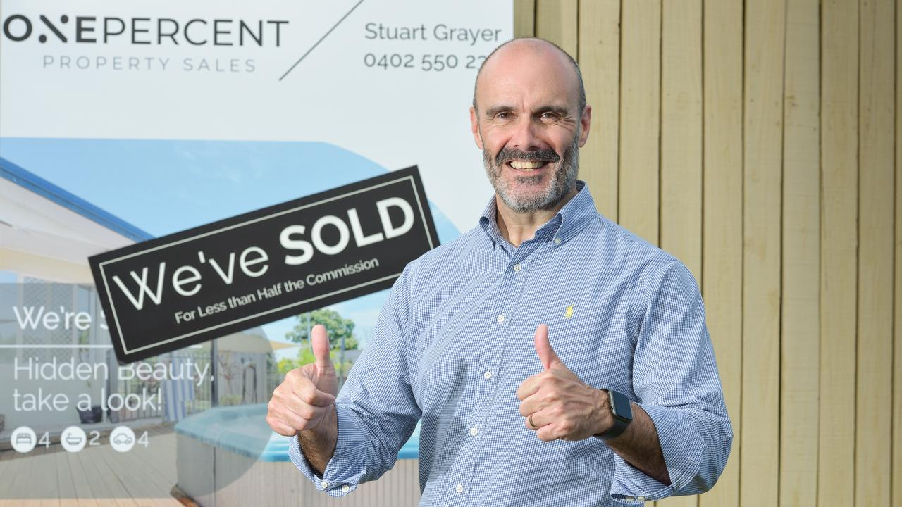 Gladstone agent Stuart Grayer has been recognised as a Top 3 agent at a major real estate industry event.