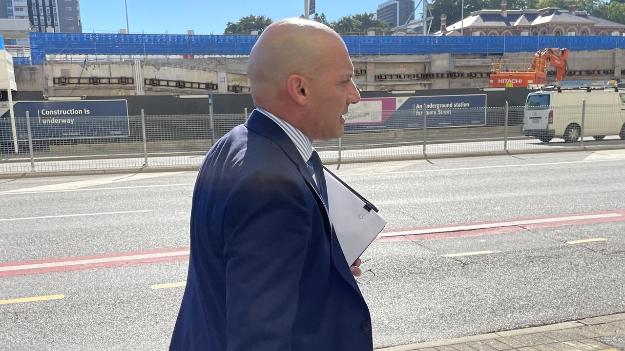 Lawyer Tam Elabbasi says his client Curtis Shea Mickan, 34, will not apply for bail after being charged with attempted murder for allegedly torching his partner's home.