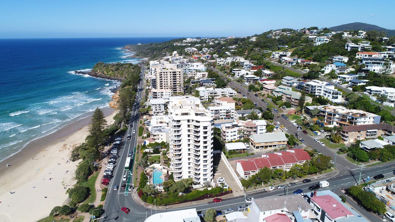 Some of Australia's most influential travel planners have visited the Sunshine Coast. Picture: Patrick Woods