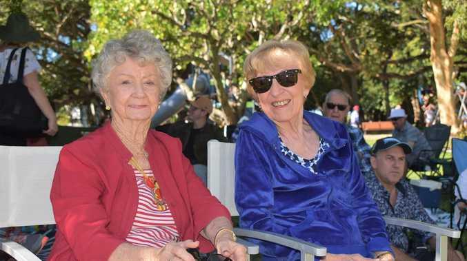 Music fans lap up Jazz in the Park return in Mackay