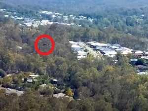 Man's video 'proof' UFOs exist