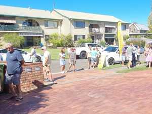 Bidding war erupts as hungry buyers target Mooloolaba duplex