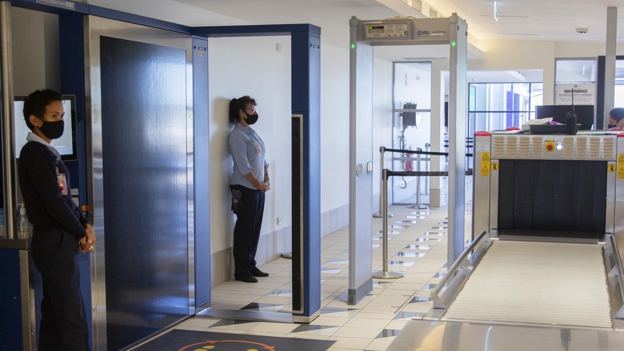 The $6 million upgrade includes additional security procedures.