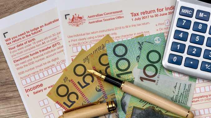 Mackay dad's shocking fine for dodging tax man