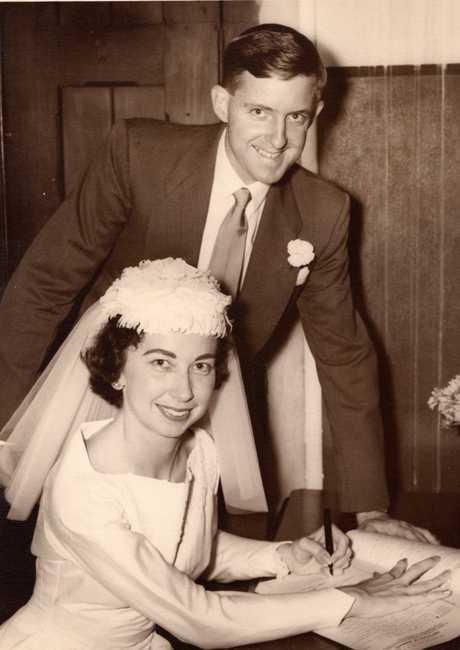 Sydney and Patricia Gardner