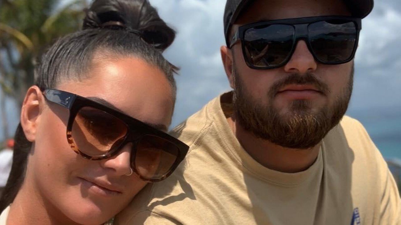 Lauren Ashleigh Mccart and Callum Lee Mearns faced multiple charges after a fight at Cannonvale's Reef Gateway Hotel. Photo: Facebook.