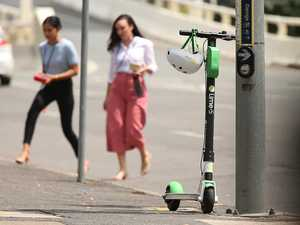 E-scooters could zoom into Rocky CBD by end of year