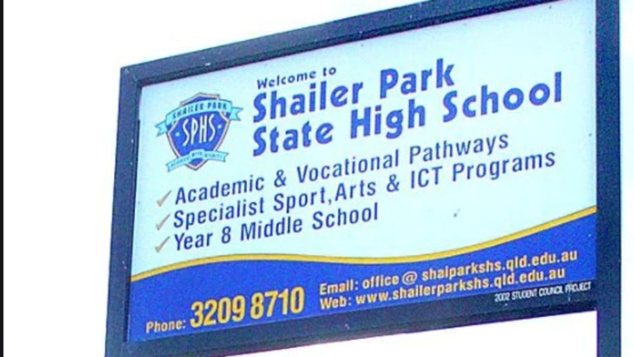 Shailer Park State High School is one of the southside's larger state high schools.
