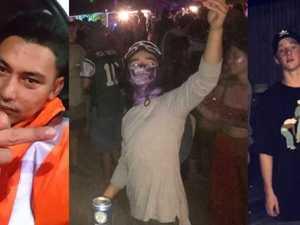 Police target anti-social behaviour in Airlie party precinct