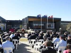 QFES regional headquarters opens