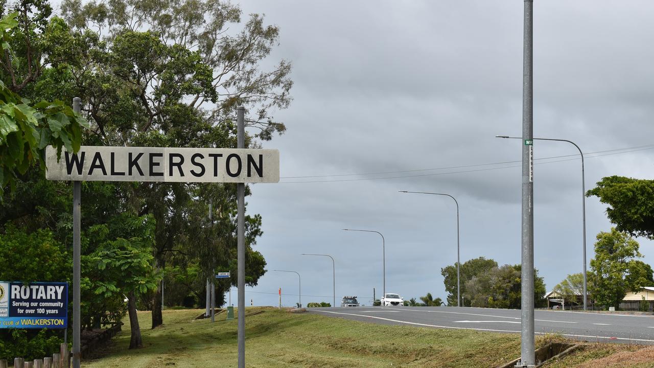 The town of Walkerston. Picture: Tara Miko