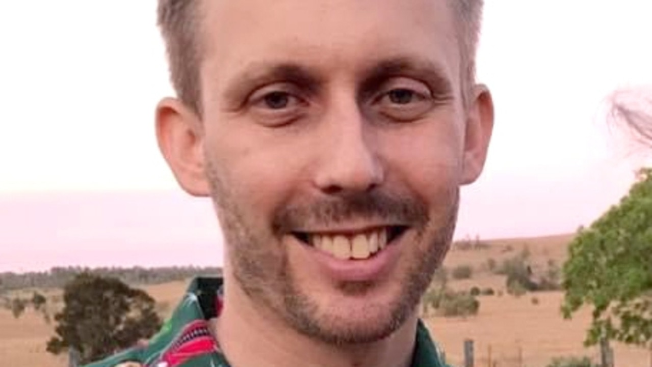 Curtis Shea Mickan, 34. Picture: Supplied