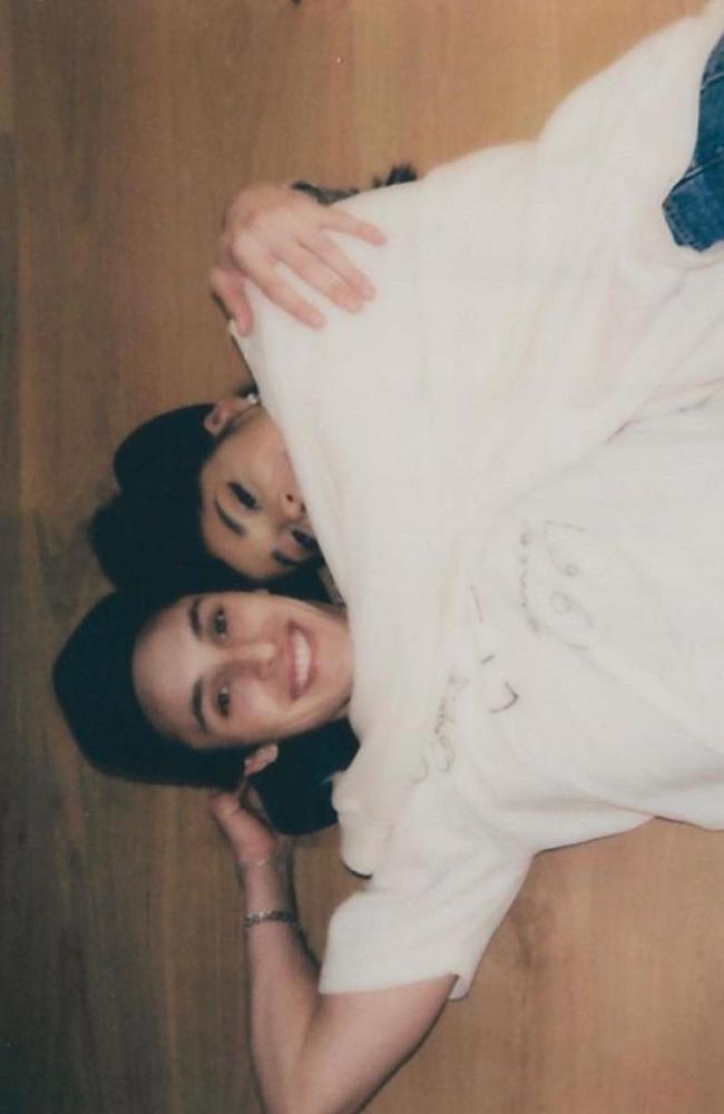 Ariana Grande and Dalton Gomez. Picture: Instagram/arianagrande