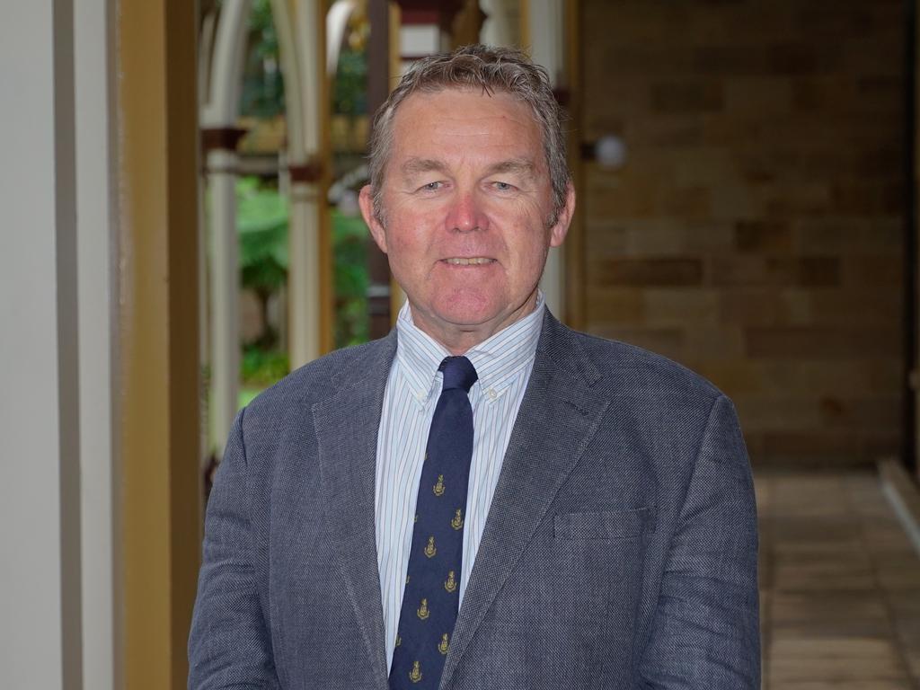 Member for Callide Colin Boyce.