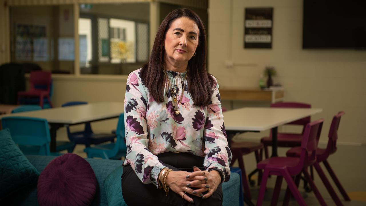 Carolyn Robinson from Beyond DV worries about victims following an ouster condition being placed on the offender. Picture: Brad Fleet