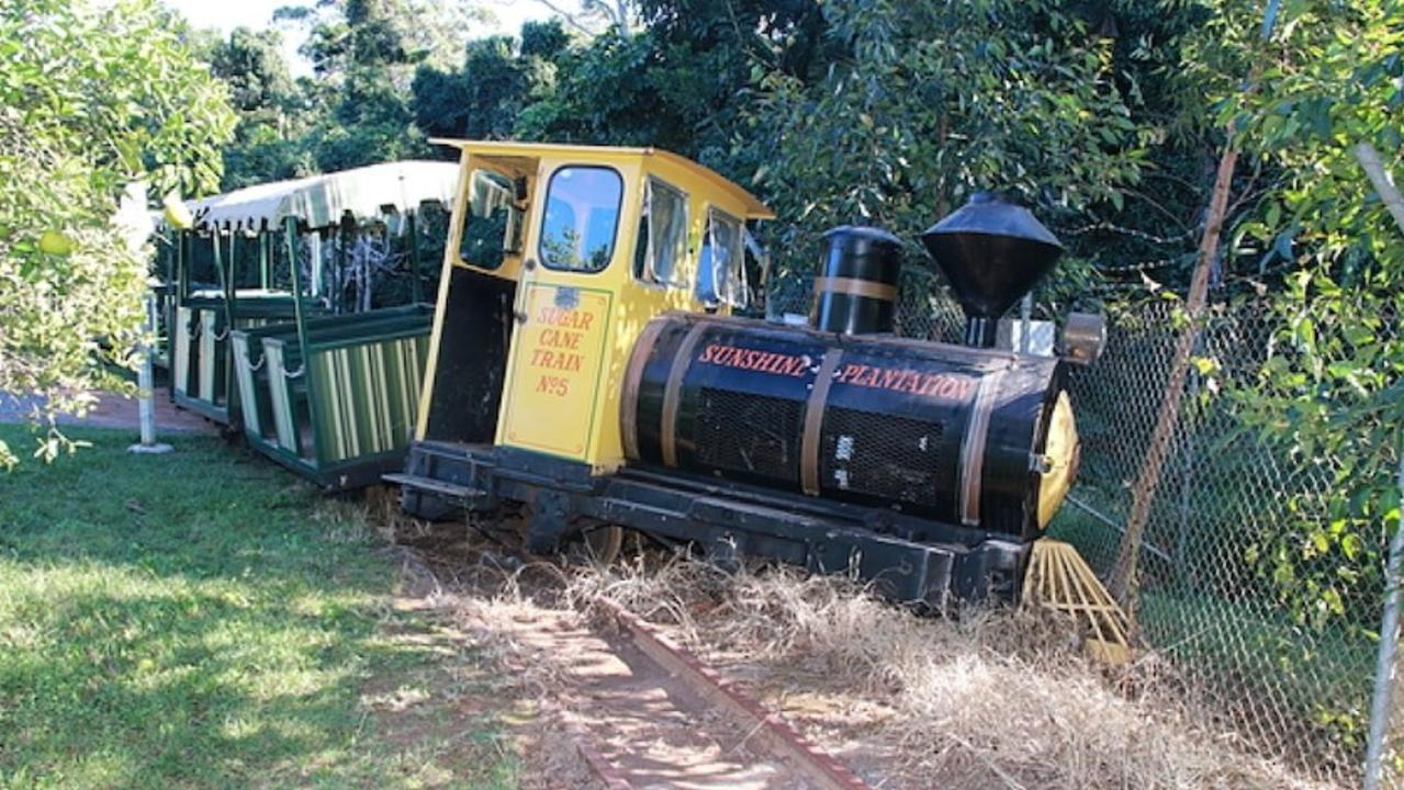 A 22-year-old man has been charged with dangerous operation of a vehicle after allegedly taking the Big Pineapple train on a joyride.