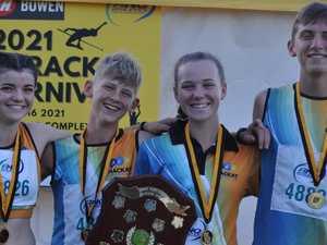Mackay athletes dominate medal tally at Bowen Carnival