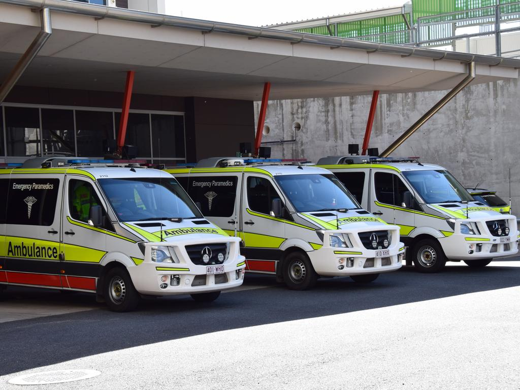 The latest data show Rockhampton is among the worst for ambulance ramping in Queensland.