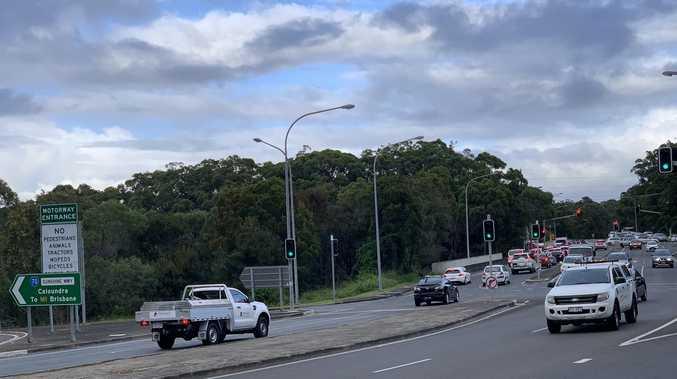 Coast traffic choke point in queue for major overhaul