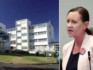 On notice: Entire health service board faces the sack