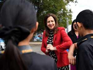 Premier takes aim at PM's 'big plane' as stoush heats up