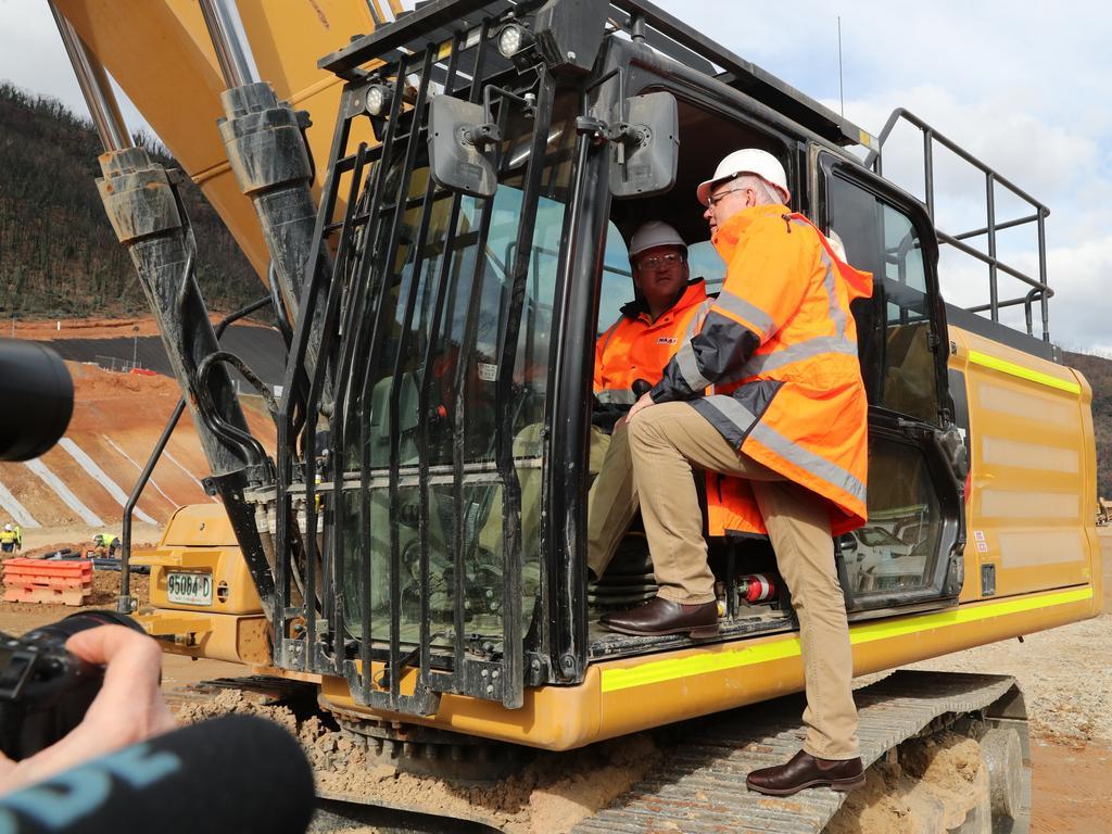 But Scott Morrison's announcement has been slammed as not making 'economic sense'. Picture: Adam Taylor