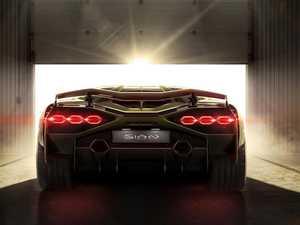 Supercar maker announces shock decision