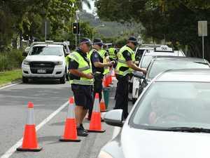 300 drivers breath tested in Coast school drop off blitz