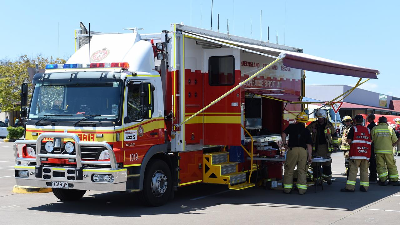 Residents of a regional Queensland town have been evacuated due to a mystery gas leak.