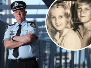 Top cop shares tragic tale of sister's road death