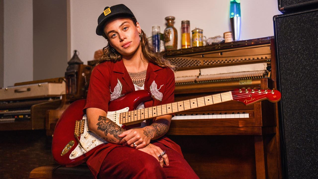 Tash Sultana will be headlining at the October Bluesfest. Picture: Supplied.