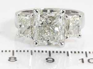 Crims' diamonds, Rolexes, Chanel bags go under the hammer