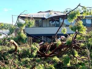 Storm's wrath revealed as hundreds of insurance claims filed