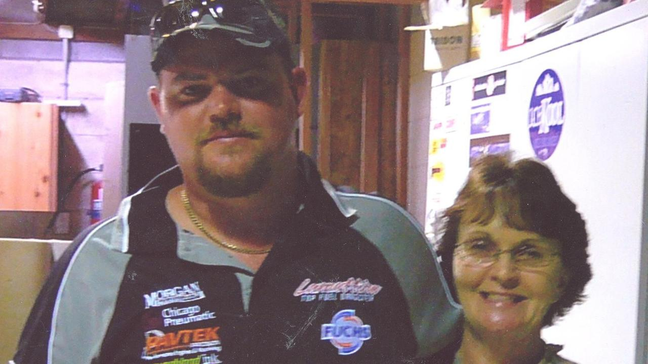 Timothy Pullen with his mum Leanne Pullen. Photo: Supplied