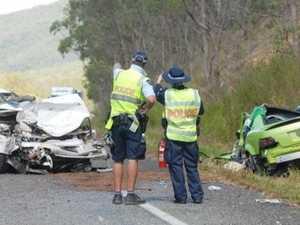 'Never the same': CQ couple recounts horror head-on crash