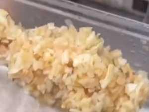 Macca's employee spills Big Mac secret
