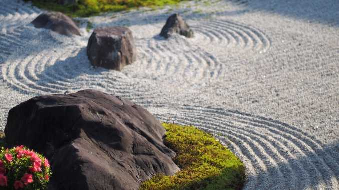 Add some zen to your home with a beautiful garden.
