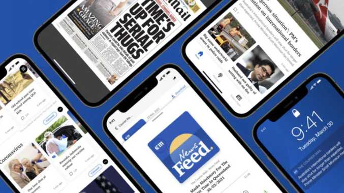 A whole new app experience for local news