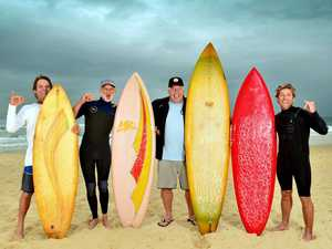 Surf comp finally set for 39th edition after COVID wipe-out