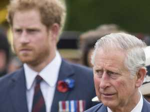 Harry blasts royals for 'total neglect'