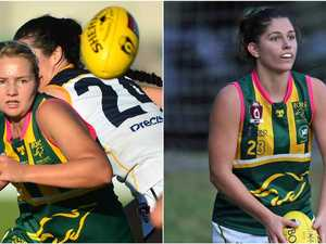 Roos roaring to represent state in stiff competition