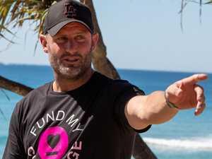 Former NRL star Chris Walker's $1m challenge